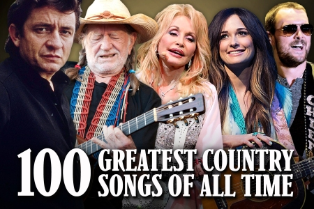 Most popular country music songs