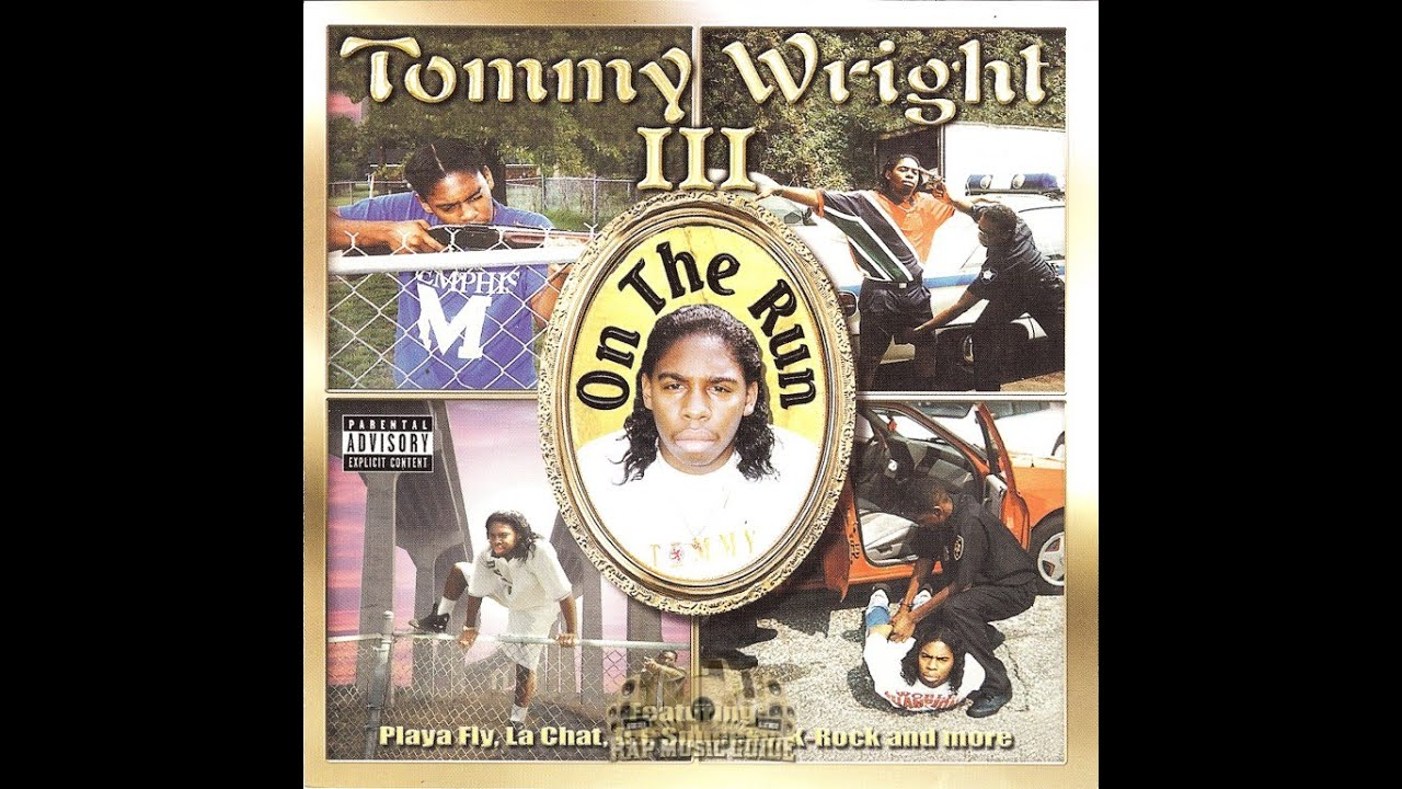 Tommy wright rapper